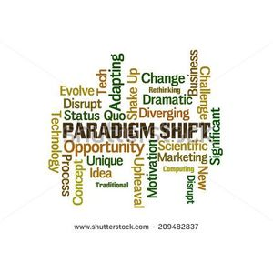 Paradigm Shift... New Beginnings