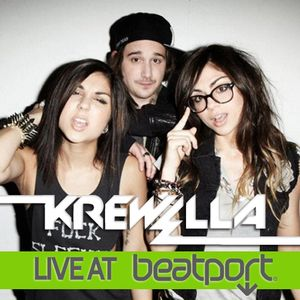 Krewella - Live at Beatport - 20.07.2012
