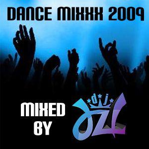 DJ Dzl - Techno Dance Mixxx 2009