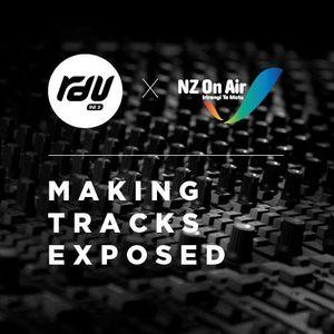 RDU 98.5FM  Making Tracks Exposed Season Two Episode 12 - Ezra Vine 'Celeste'
