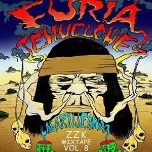 ZZK Mixtape Vol. 8 - Lagartijeando - Furia Tehuelche
