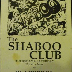 Sasha & Steve Williams @ Shaboo Blackpool - 1990