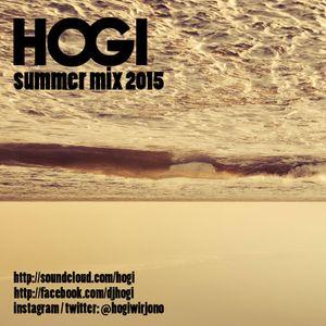 "HOGI ""SUMMER MIX 2015"""