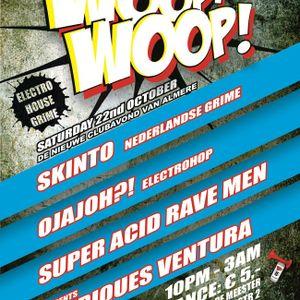 Henriques Ventura - Promo Mix Woop!Woop! 1