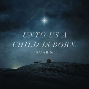 """Sermon 12-25-16 """"Joy to the World"""""""