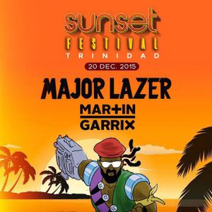 Mathary Sessions - Sunset Festival Mix Part 2