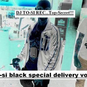 dj to-si black special delivery mix-tap vol.1 (2012-06-21)