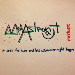 it sets the sun and lets a summer night begin