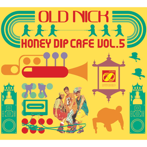 Honey Dip Cafe vol.5 (90's R&B Mix)