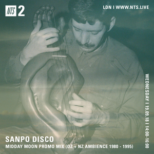 SANPO DISCO w/ Midday Moon - 19th September 2018