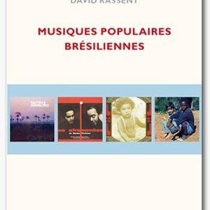 Le P'tit Bazar - émission du 5 novembre 2016 - Musique Populaire Brésilienne ft David Rassent