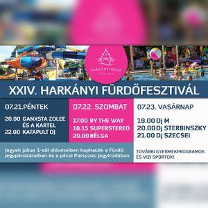 2017.07.23. - Fürdőfesztivál, Harkány - Sunday