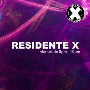 Residente X Edición Mutek Canadá 2017