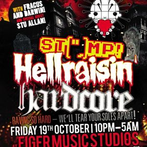 "Darts - Stomp! ""Hellraisin' Hardcore"" Promo Mix - October 2012"