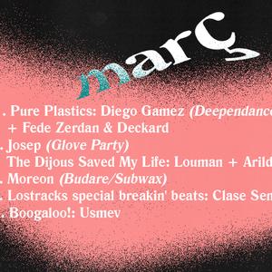 "Diego Gamez,Fede Zerdan & Deckard ""Pure Plastics""@Switch 1 Mar'16"