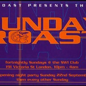 Younghead & MC Moose - Roast Sunday Sessions - SW1 Club  - 1997