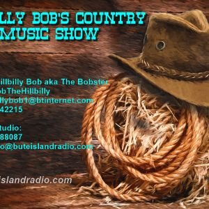 Hillbilly Bob's Country Music Show 9th June 17