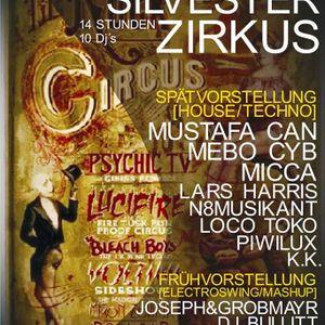 Loco Toko @ Silvester Zirkus 2013 (Double X Club Aschaffenburg)