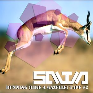 Savva Running (Like a Gazelle) Tape #2