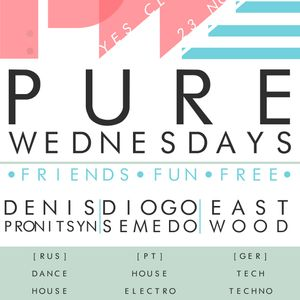 Pure Wednesday EP 1 @ Yes Club Prague