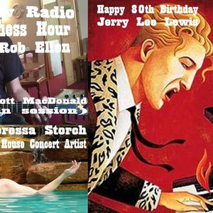Health & Happiness Hour  (Jerry Lee Lewis Birthday special, Scott MacDonald in session) 30 sept 2015