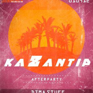 Dima Stuff - kaZantip...Afterparty @ Shambala