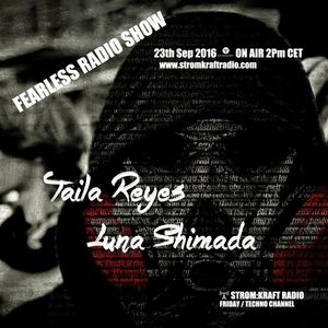 Fearless Radio Show #26 By Taila Reyes