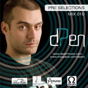 dPen @ PRE Selections #010