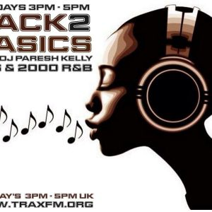 01/05/16 Back2Basics Show DJ Paresh Kelly 'Live' on www.TraxFm.org
