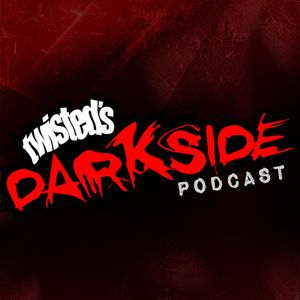 Twisted's Darkside Podcast 108 - Angel - Twisted Xmas Party WarmUp