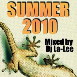 VA - Summer 2010 - Mixed By Dj La-Lee (](- -)[) (2010.08.28.)