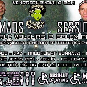 Live @ Nomads Session - Special Voleur de Solex #3