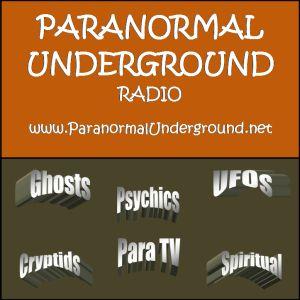 Paranormal Underground Radio: Sonny Robinson - Psychic and Rock Drummer
