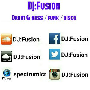 DJ:Fusion Live on Spectrum - Ipswich Community Radio (22 February 2009)