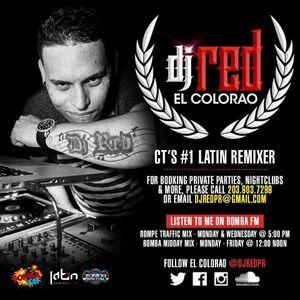 DJ Red El Colorao - December Reggaeton Mix.