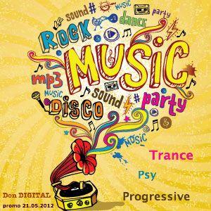 PROGRESSIVE PSY TRANCE promo Don DIGITAL 21.05.2012+192