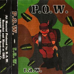 r.a.w. - P.O.W. (brown tape) side.a 1995