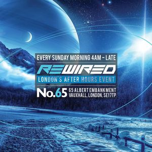 DJ NG Live Recording (archive)  @Rewired (Club No 65) - 01 Feb 2015