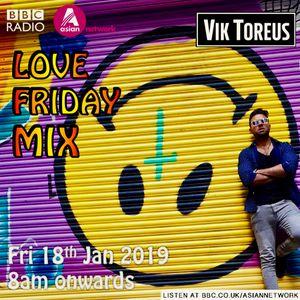 BBC Asian Network - Love Friday Mix | Jan 2019 | BOLLYWOOD, BHANGRA, URBAN, LATIN, ARABIC, AFRICAN