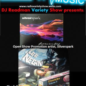 DJ Readmans Radio Variety Show: Silverspark, Lee Negin and more audio madness