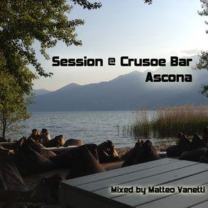 "Sunset Deep Dj Set @ ""Crusoe"" Ascona 29.06.2012"