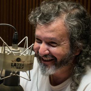 """Luis Salinas con Luis Tarantino en """"El Arranque""""."""