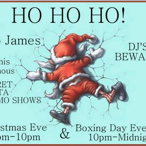 The JFSR Secret Santa Show 2013 Pt 2