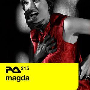 RA215 Magda | 12 July 2010