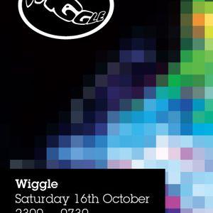 Evil Eddie Richards @ Wiggle Part 2 - 16th October 2010