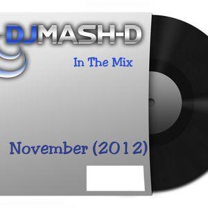 Mash-D - DJ Set (November 2012)