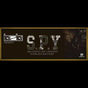 JNB - Live @ Slakthuset 3 Deck Set - B2B Pres SPY