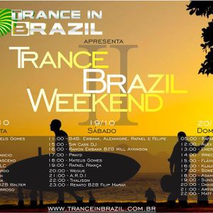 Trance in Brazil Weekend