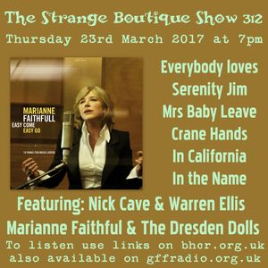 The Strange Boutique Show 312