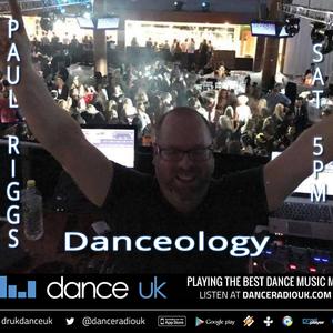Paul Riggs - Danceology - Dance UK - 15/6/19